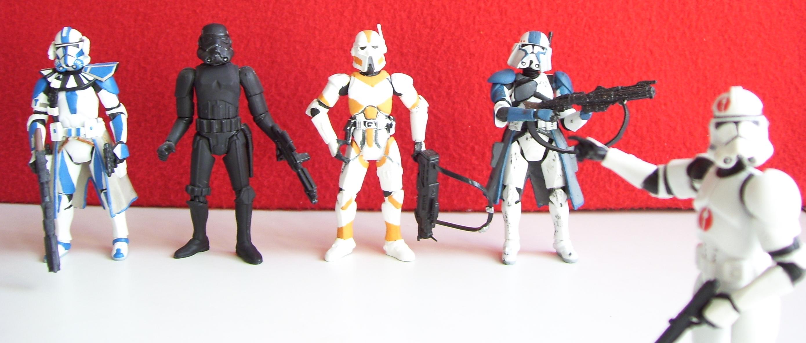 custom target exclusive clone figure