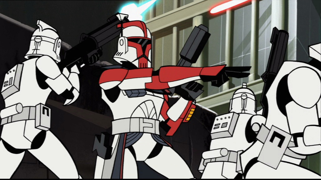 custom ARC trooper on CustomStarWars