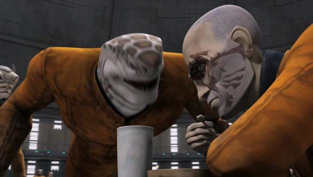 rako hardeen custom figure and his story from clone wars