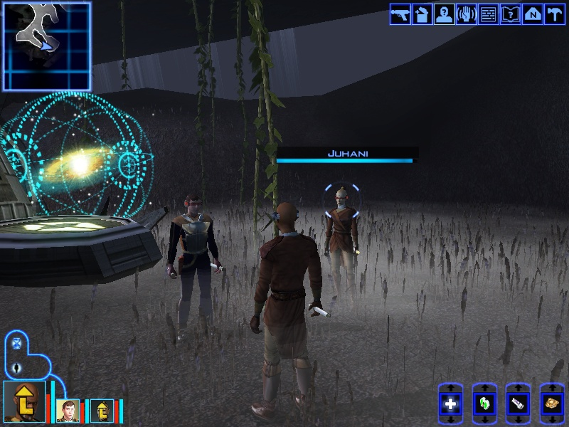 Kotor Kashyyyk Star Map Glitch.Jolee Bindo Story And Custom Figure