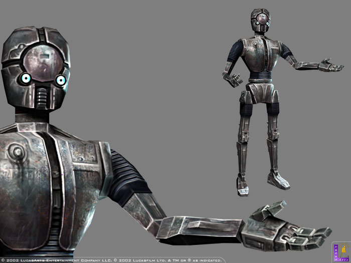 Protocol Droids Of The Kotor Series English Version